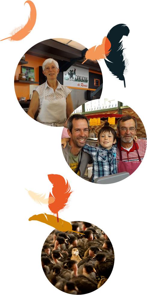 Le savoir-faire, une histoire de famille